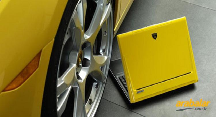 Asus Lamborghini Notebook