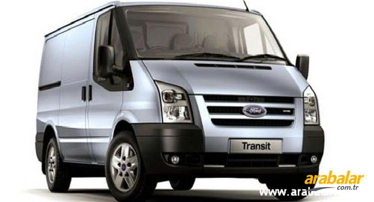 Ford Transit Connect Silver Serisi