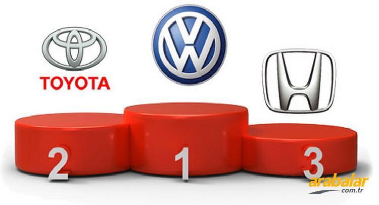 En Sorunsuz Araba Markası Arabalarcomtr