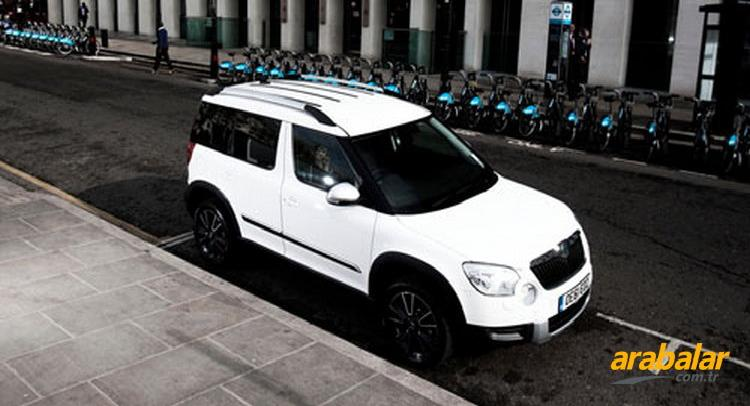 Modifiyeli Skoda Yeti Urban
