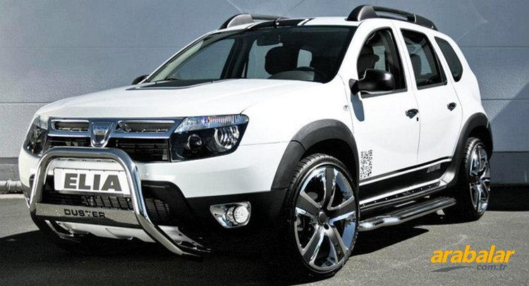 Modifiyeli Dacia Duster