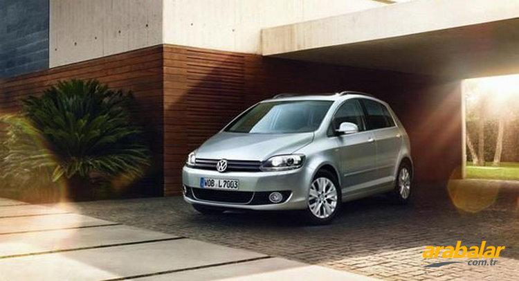 Volkswagen Golf Plus Life Edition