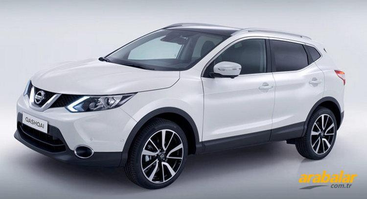 yeni qashqai fiyatları açıklandı - arabalar.tr