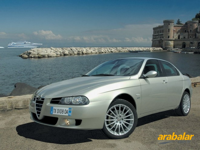 2006 alfa romeo 156 1 6 ts distinctive. Black Bedroom Furniture Sets. Home Design Ideas