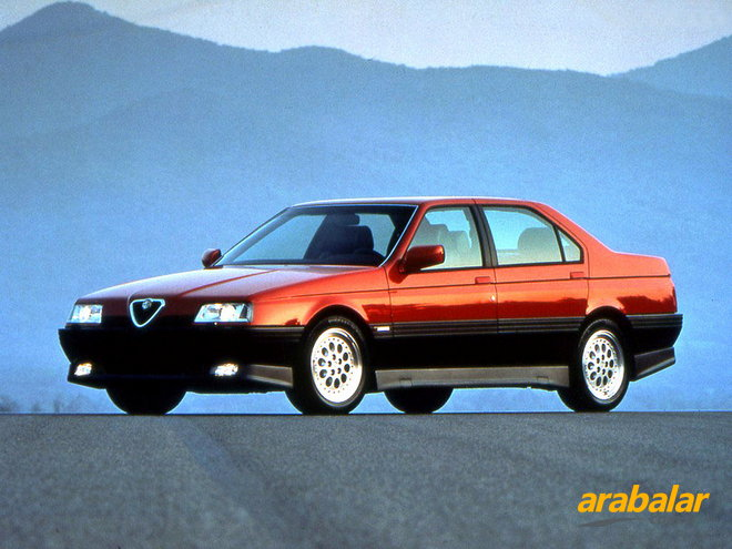 1994 Alfa Romeo 164 2.0 V6 Turbo Losso