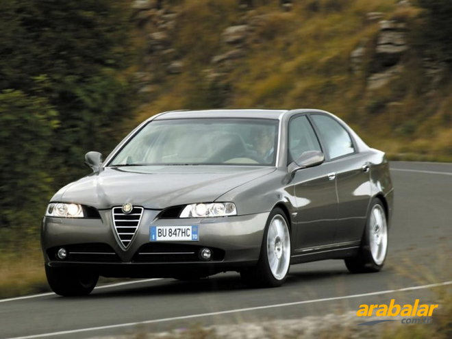 2006 Alfa Romeo 166 2.0 16V Distinctive
