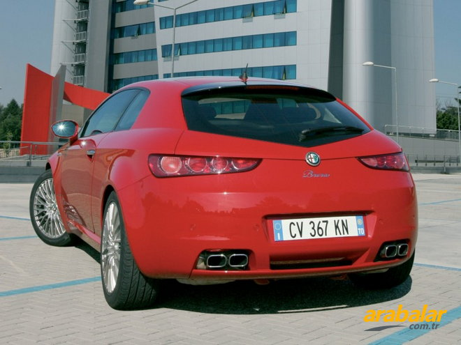 2009 Alfa Romeo Brera 2.2 JTS Sky Window Selespeed