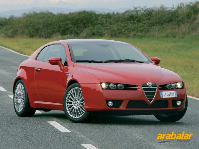 2006 Alfa Romeo Brera 2.2 JTS Sky Window Selespeed