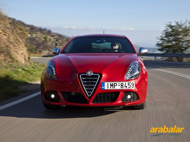 2014 Alfa Romeo Giulietta 1.6 JTD Progression Plus