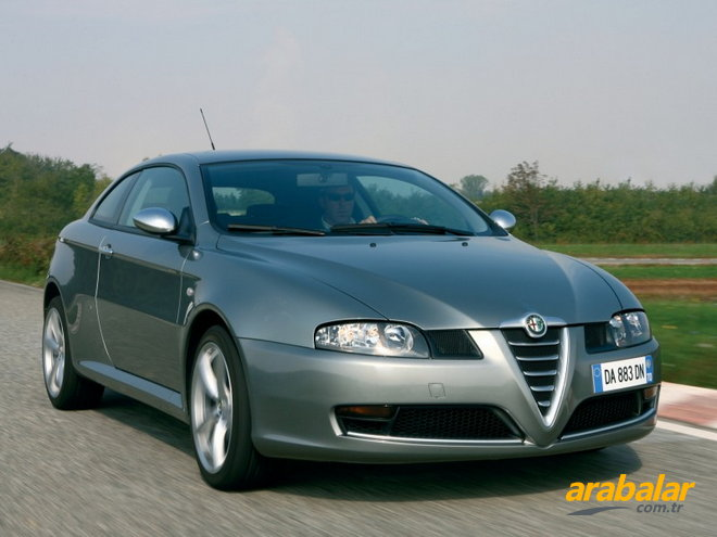 2007 Alfa Romeo GT 2.0 JTS Distinctive Selespeed