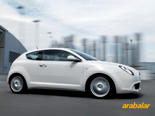 2008 Alfa Romeo MiTo 1.4 Progression