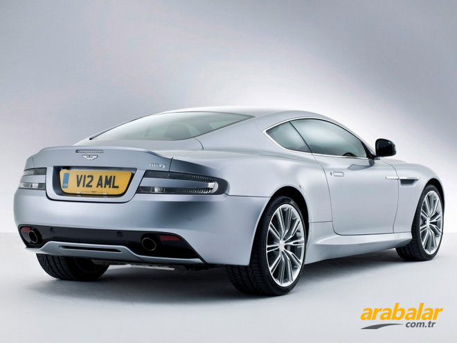 2012 Aston Martin DB9 Coupe