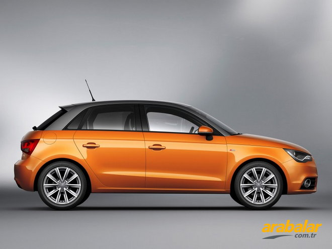 2012 Audi A1 1.2 TFSi Attraction