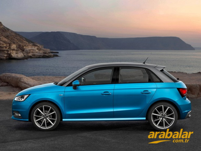 2015 Audi A1 1.6 TDi Attraction S-Tronic Sportback