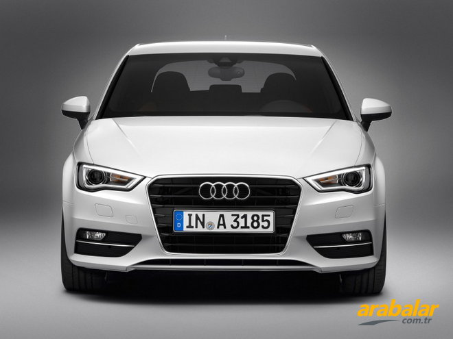 2015 Audi A3 3K 1.4 TSI Attraction S-Tronic 150 HP
