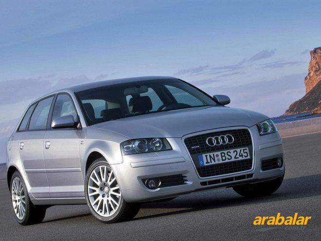 2011 Audi A3 1.6 TDi Attraction S-Tronic DPF Sportback