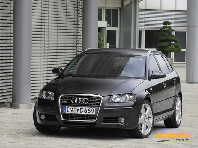 2010 Audi A3 1.8 T FSi Attraction