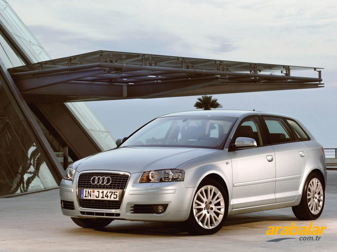 2009 Audi A3 1.8 T FSi Attraction