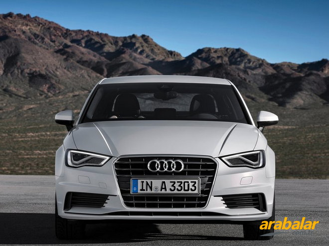 2016 Audi A3 Sedan 1.4 TFSI Attraction S-Tronic 150 HP