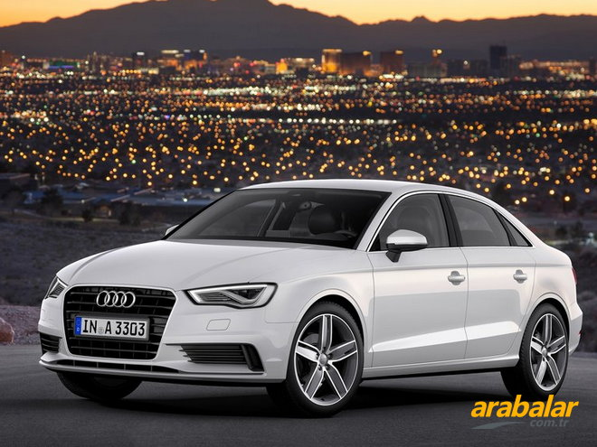 2016 audi a3 sedan 1.6 tdi attraction s-tronic - arabalar.tr