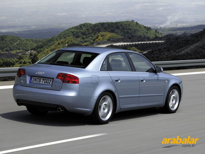 2006 Audi A4 2.0 Multitronic