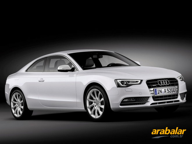 2015 Audi A5 Coupe 2.0 TDI Multitronic