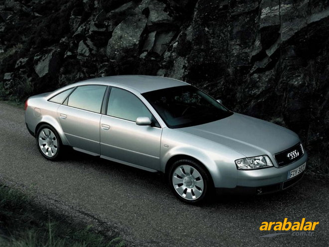 2004 Audi A6 3.0 Multitronic