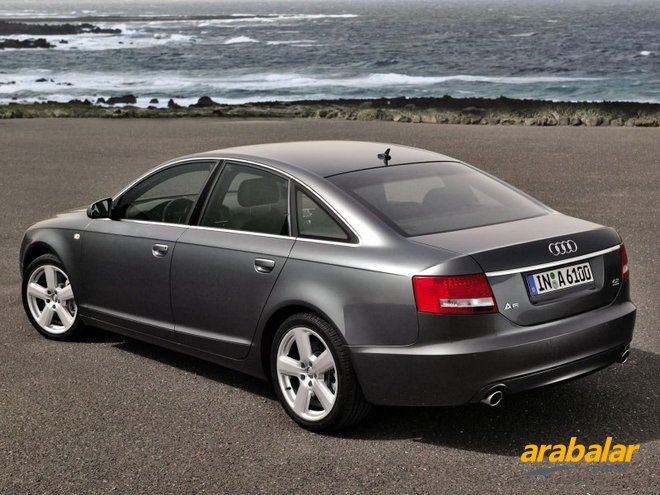 2005 Audi A6 2.0 Multitronic