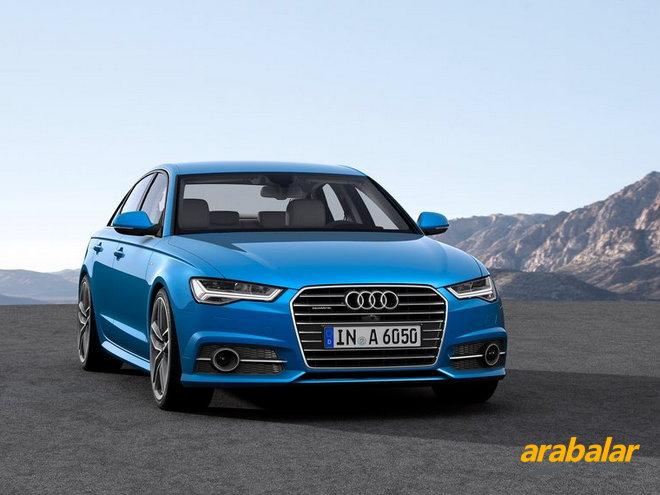 2017 Audi A6 3 0 Tdi Quattro S Tronic 320 Hp Arabalar Com Tr