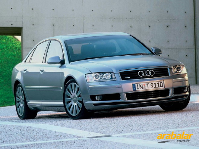 2005 Audi A8 3.0 Multitronic