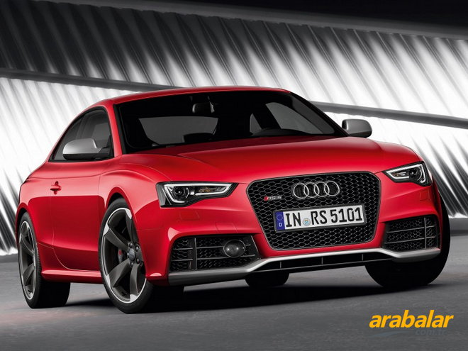 2016 Audi RS RS5 Coupe 4.2 FSI Quattro S-Tronic