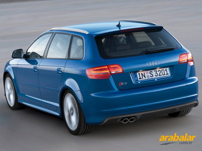 2014 Audi S Serisi S3 3K 2.0 TFSI Attraction Quattro S-Tronic