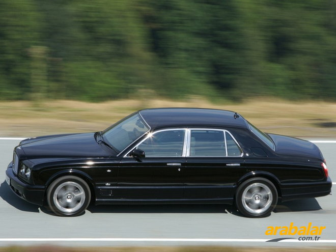 2009 Bentley Arnage 6.8 R
