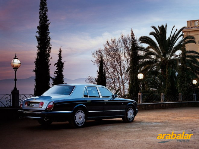 2008 Bentley Arnage 6.8 R