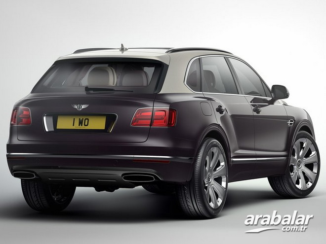 2018 Bentley Bentayga 4.0 TDI V8