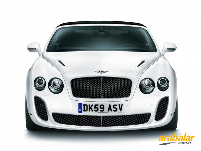 2011 Bentley Continental 6.0 GTC