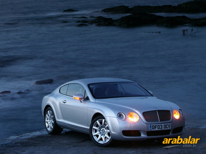 2009 Bentley Continental 6.0 GT