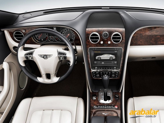 2014 Bentley Continental GT Supersports