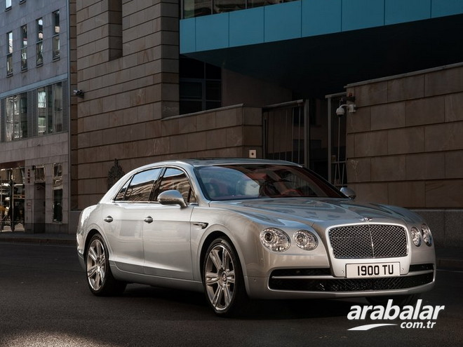 2014 Bentley Continental 6.0 Flying Spur Speed