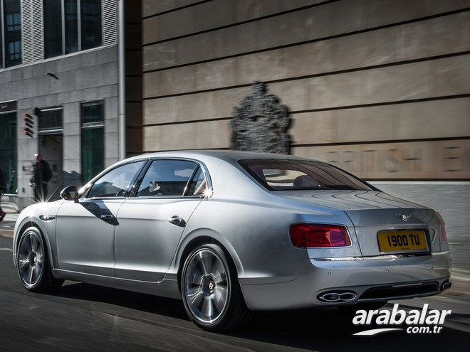 2014 Bentley Continental 6.0 Flying Spur