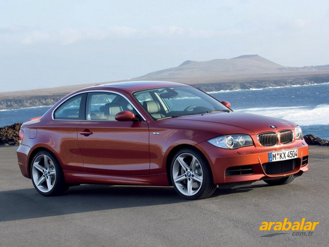 2007 BMW 1 Serisi 120d Coupe