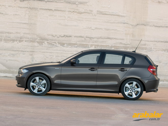 2010 BMW 1 Serisi 116 Joy Edition Otomatik