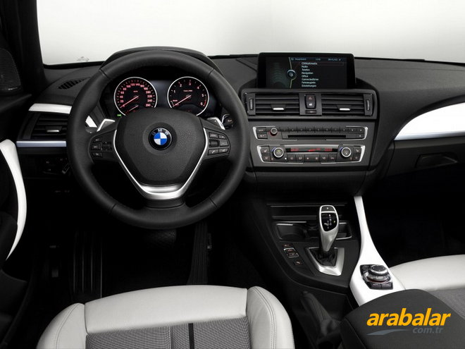 2014 bmw 1 serisi 116i otomatik. Black Bedroom Furniture Sets. Home Design Ideas