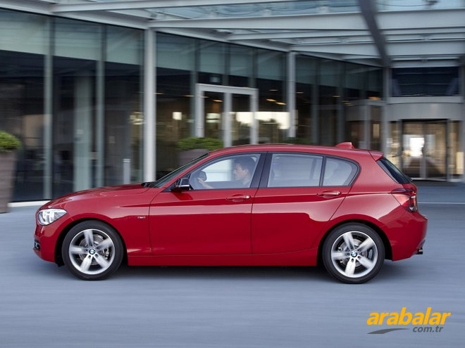 2012 BMW 1 Serisi 116 Efficient Dynamics