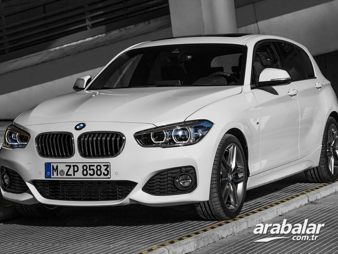 2016 BMW 1 Serisi 118i 1.5 Joy Plus AT