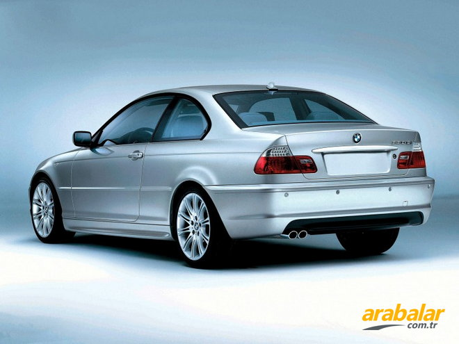 2004 BMW 3 Serisi 330 Ci Coupe