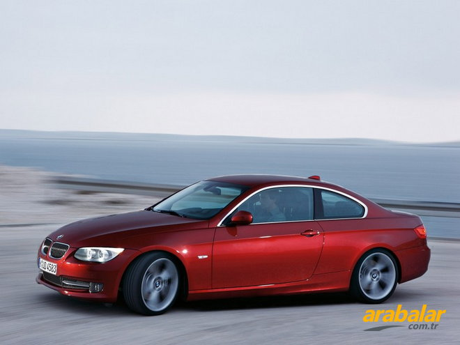 2012 BMW 3 Serisi 320d M Sport Coupe