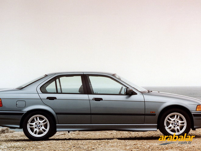 1997 BMW 3 Serisi 318is Otomatik