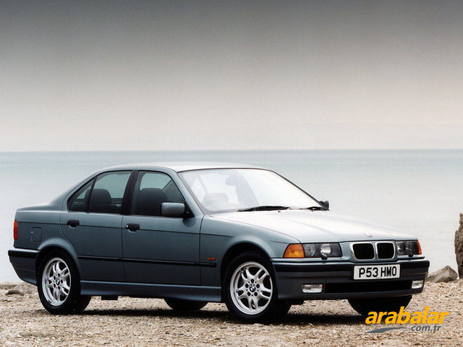 1998 BMW 3 Serisi 318is Otomatik