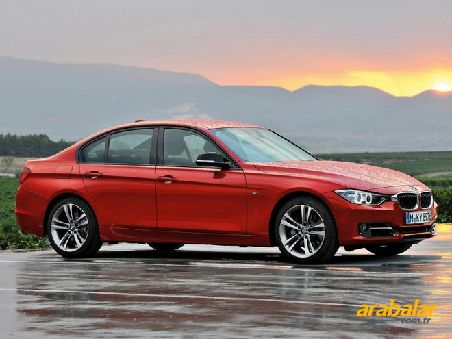 2016 BMW 3 Serisi 318i 1.5 M Joy Plus AT